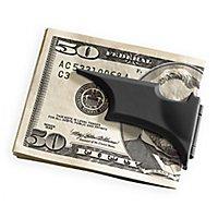 Batman - Geldklammer Batarang schwarz
