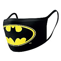 Batman - Batman Logo Stoffmasken Doppelpack