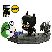 Batman - Batman und Joker (1989) Funko POP! Movie Moments Set