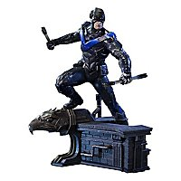 Batman - Große Dekofigur Nightwing aus Arkham Knight Exclusive 69 cm