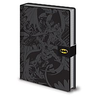 Batman - Premium Notizbuch Montage