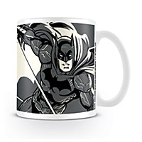 Batman - Tasse Batman Comic Noir