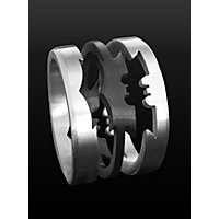 Batman - The Dark Knight Puzzle Ring