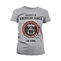 Better Call Saul - Girlie Shirt American Samoa Law School