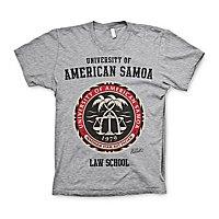 Better Call Saul - T-Shirt American Samoa Law School