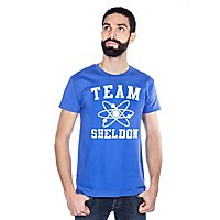 Big Bang Theory - T-Shirt Team Sheldon