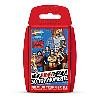 Big Bang Theory - Top Trumps Kartenspiel