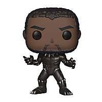 Black Panther - Black Panther Funko POP! Wackelkopf Figur (Chase Chance)
