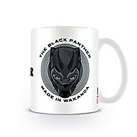Black Panther - Tasse Made In Wakanda