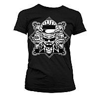 Breaking Bad - Girlie Shirt Br-Ba Heisenberg