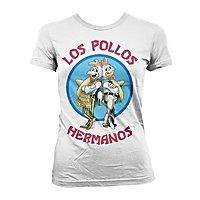 Breaking Bad - Girlie Shirt Los Pollos Hermanos