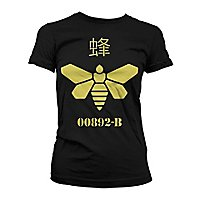 Breaking Bad - Girlie Shirt Methylamine Barrel Bee