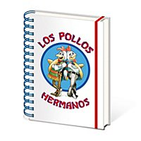 Breaking Bad - Notizbuch Los Pollos Hermanos
