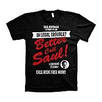 Breaking Bad - T-Shirt Better Call Saul
