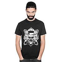 Breaking Bad - T-Shirt Br-Ba Heisenberg