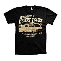 Breaking Bad - T-Shirt Heisenbergs Desert Tours