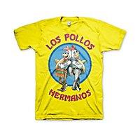 Breaking Bad - T-Shirt Los Pollos Hermanos