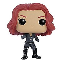 Captain America - Black Widow Funko POP! Wackelkopf Figur