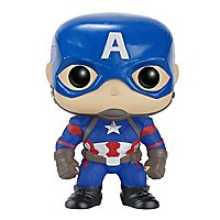 Captain America - Captain America Funko POP! Wackelkopf Figur aus Civil War