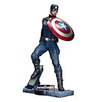 Captain America - Captain America Winter Soldier Look Life-Size Statue