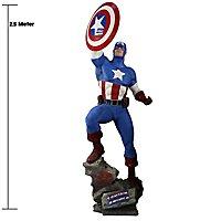Captain America - Classic Captain America Life-Size Statue