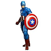 Captain America - Dekofigur Captain America ARTFX+ Marvel NOW! 19 cm