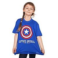 Captain America - Kinder T-Shirt Logo