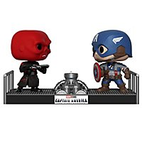Captain America - Red Skull vs. Captain America Funko POP! Movie Moments