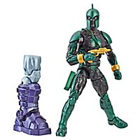 Captain Marvel - Actionfigur Marvel Legends Genis-Vell