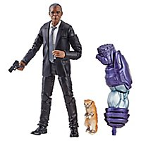 Captain Marvel - Actionfigur Marvel Legends Nick Fury