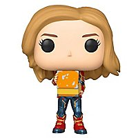 Captain Marvel - Captain Marvel mit Lunch Box Funko POP! Figur
