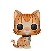 Captain Marvel - Goose the Cat Funko POP! Wackelkopf Figur