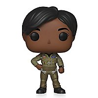 Captain Marvel - Maria Rambeau als Funko POP! Bobble-Head Figur