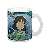 Chihiros Reise - Tasse Chihiro mit Drachen