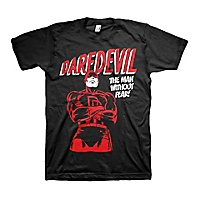 Daredevil - T-Shirt Man Without Fear