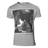 Dark Souls - T-Shirt Leuchtfeuer