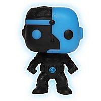 DC - Cyborg Silhouette Glow Funko POP! Figur (Exclusive)