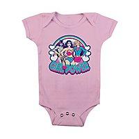 DC - Girlpower Baby Body