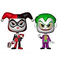 DC - Harley & Joker Funko Vynl. Figuren-Set