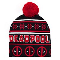 Deadpool - Beanie Christmas Deadpool