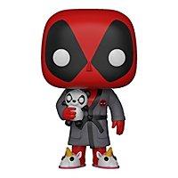 Deadpool - Bedtime Deadpool Funko POP! Wackelkopf Figur