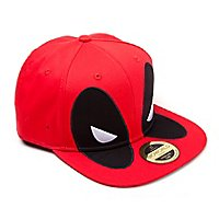 Deadpool - Big Face Snapback Cap