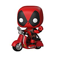 Deadpool - Deadpool auf Scooter Funko POP! Rides Figur