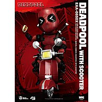 Deadpool - Deadpool Deluxe Actionfigur Marvel Comics Egg Attack