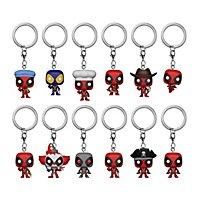 Deadpool - Deadpool Funko Pocket POP! Blind Box Schlüsselanhänger