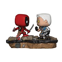 Deadpool - Deadpool vs. Cable Funko POP! Movie Moments
