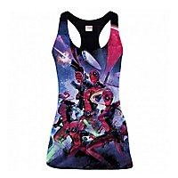 Deadpool - Girlie Top Team Up