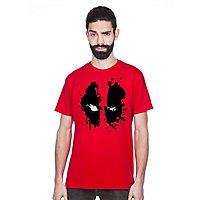 Deadpool - T-Shirt Splash Head