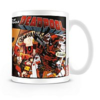 Deadpool - Tasse Comic Insufferable