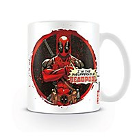 Deadpool - Tasse I'm the insufferable